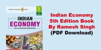 Indian Economy By Ramesh Singh