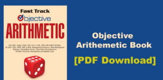objective arithmetic pdf free download