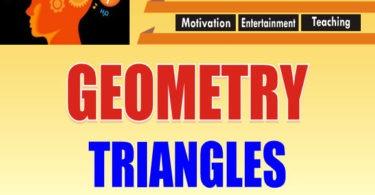 Geometry Triangles Notes By Abhinay Sharma