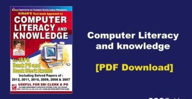 computer knowledge by kiran publication pdf