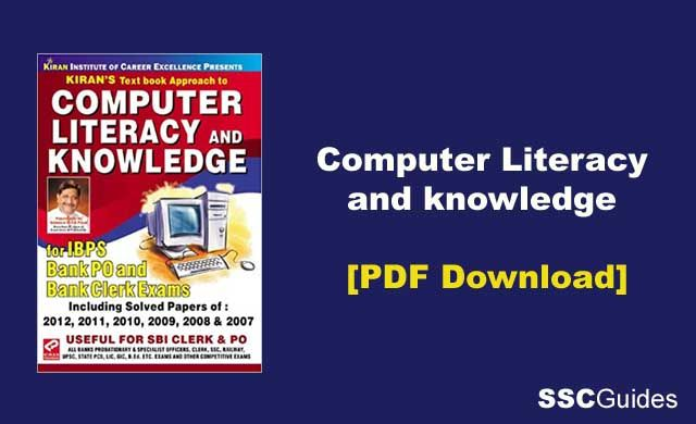 computer knowledge by kiran publication pdf
