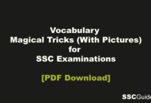 Vocabulary Magical Tricks
