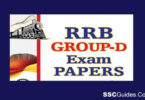 Railway Exams Sample Paper
