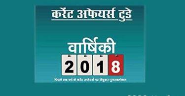 Drishti Yearly Current Affairs 2018 Magazine PDF