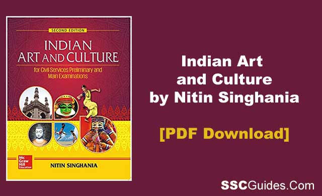 Indian Art and Culture by Nitin Singhania