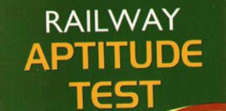 Railway Aptitude Test Book PDF
