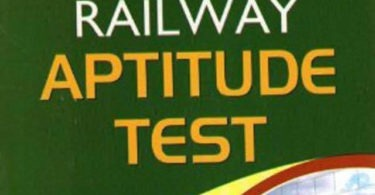 Railway Aptitude Test Book PDF