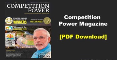 Download Competition Power Magazine PDF