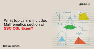 Ssc Math topics