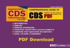 CDS Book in Hindi PDF Download