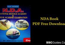 NDA Book PDF Free Download