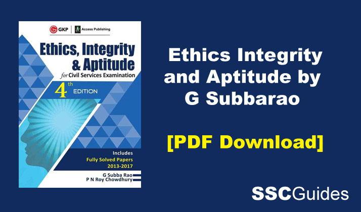 g subbarao ethics pdf