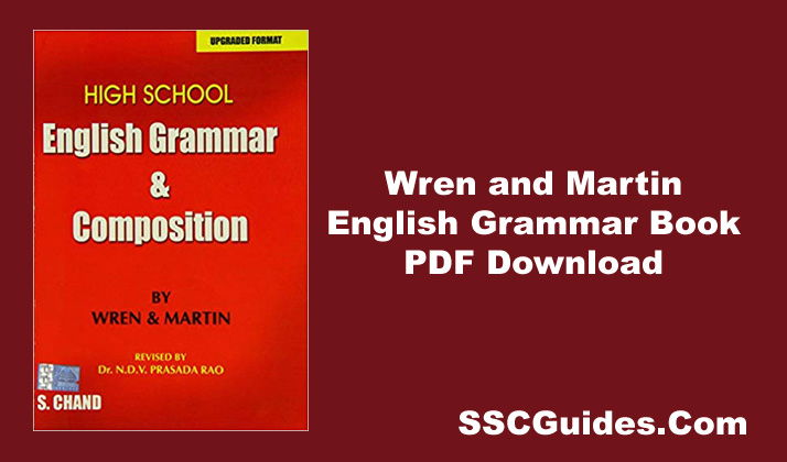 wren and martin english grammar free download