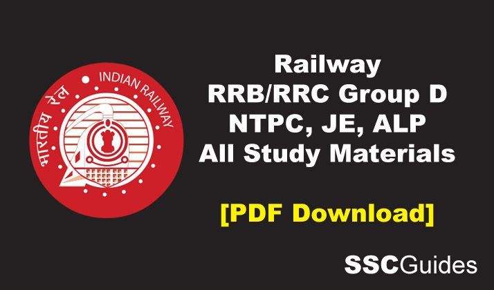 Railway Study Material