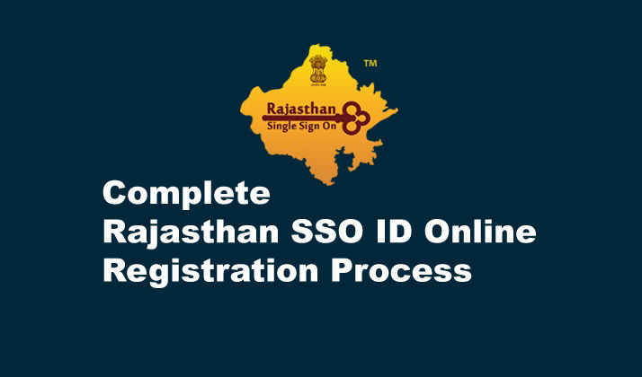 Complete Rajasthan SSO ID Online Registration Process in Hindi