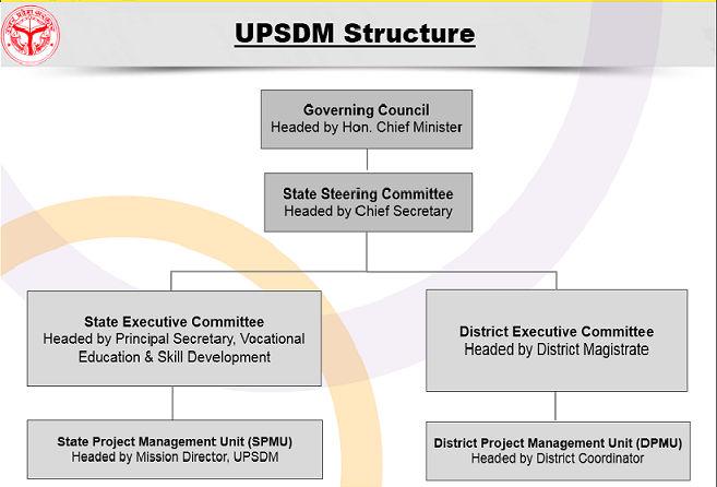 UPSDMStructure