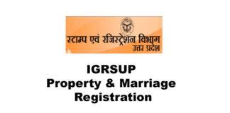 IGRSUP Property & Marriage Registration