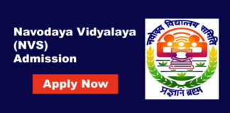 Navodaya Admission