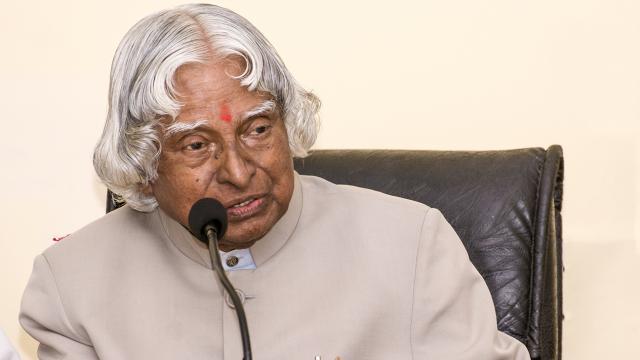 APJ Abdul Kalam Essay in Hindi