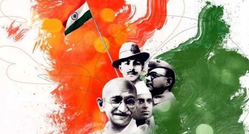 Essay on Freedom Fighters in Hindi