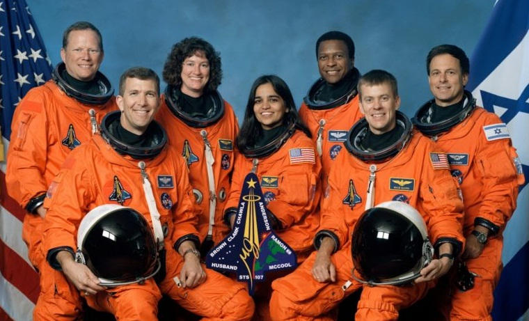 Essay on Kalpana Chawla in Hindi