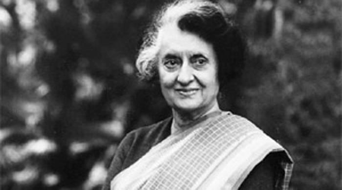 Indira Gandhi Essay in Hindi