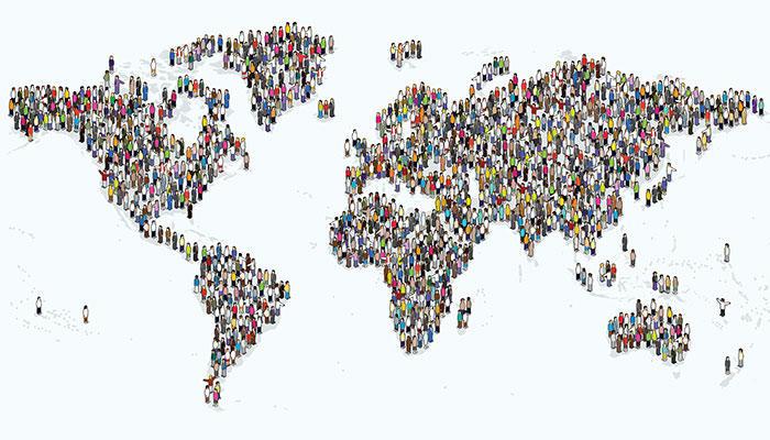 Population Essay in Hindi