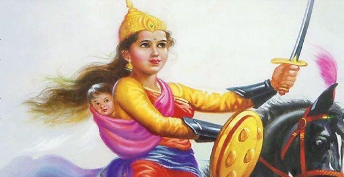 Rani Lakshmi Bai Essay in Hindi