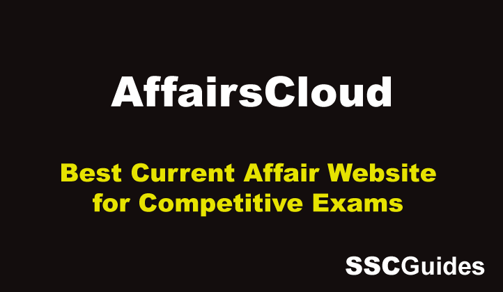 AffairsCloud Current Affair