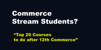 courses to do after 12th Commerce