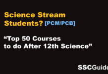 Top Courses After 12th Science