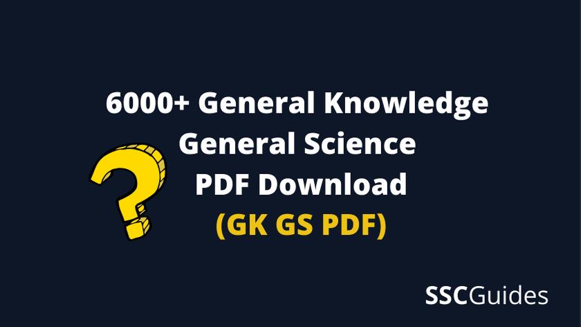 GK GS PDF