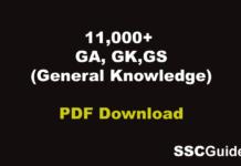 General awareness pdf