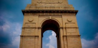 Essay on India Gate in Hindi