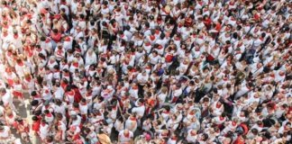 Essay on Population Growth in Hindi