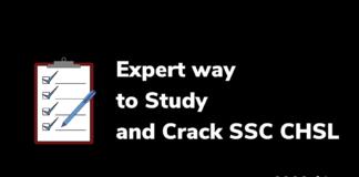 crack SSC CHSL